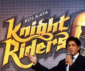Shahrukh has kept himself quite when his team KKR is going play IPL final