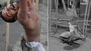 Punjab govt constitutes SIT to probe Dalit man's lynching at Singhu border-dnm