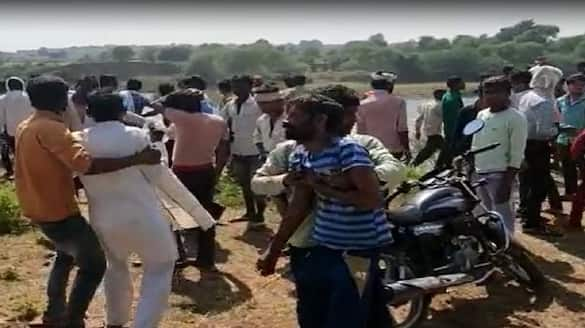 UP Five devotees from Agra drown during durga idol immersion pod