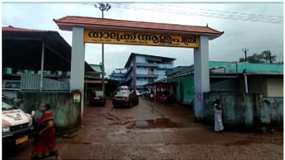 police arrested Panchayat president for attacking doctor in sasthamcotta