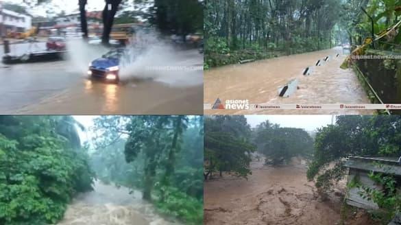 Kerala Heavy rain killed minimum 5 people, rescue operations continue, High alert by IMD
