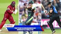 Most runs via boundaries in an innings of ICC World T20-ayh