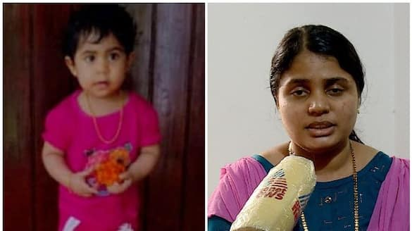 Sona Mother of deceased one and half year old girl  describes her Husband cruelty