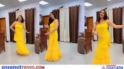 Sapna Choudhary shared her dance video on social media
