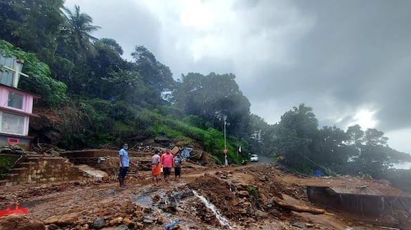 All six members of family spanning three generations killed in Kerala floods