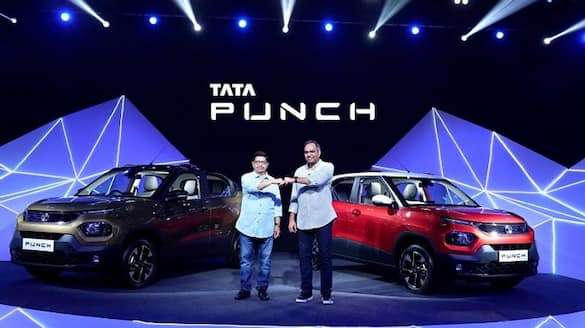 Tata Motors Launches Indias first sub compact SUV Tata Punch with affordable car ckm