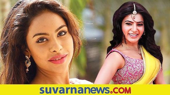 Actress srireddy statement about Homosexuality of Samantha stylish Preetham