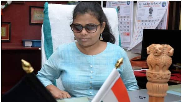 countrys first blind IAS Officer Pranjal Patil