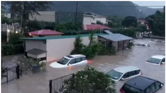 7 death in uttarakhand flood cloudburst in nainital