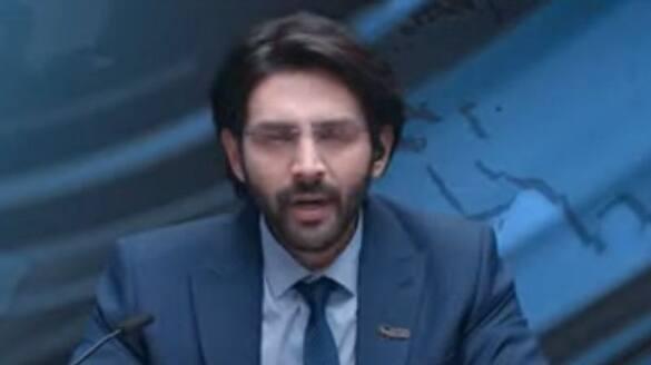 Karthik Aryan new film Dhamaka trailer out