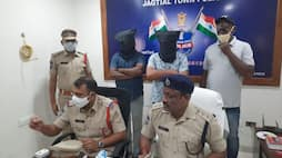 Police Chase rowdy sheeter Murder Case in jagitial