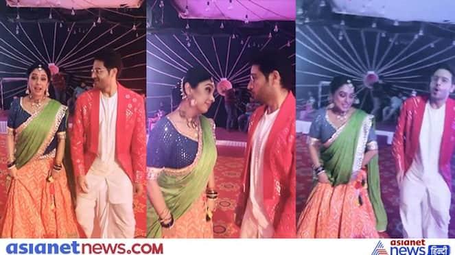 dance Video of Anupama fame Rupali Ganguly and Gaurav Khanna is going viral