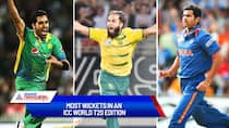 Most wickets in an ICC World T20 edition-ayh