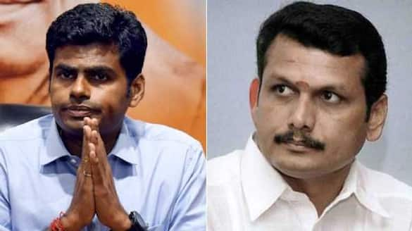 Release the evidence within 24 hours .. if not, ask for a public apology .. Minister Senthil Balaji deadline for Annamalai.