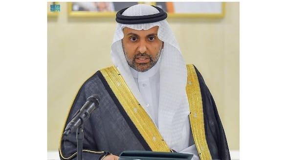 Fahad Bin Abdulrahman Al Jalajel takes oath as new health minister in Saudi Arabia