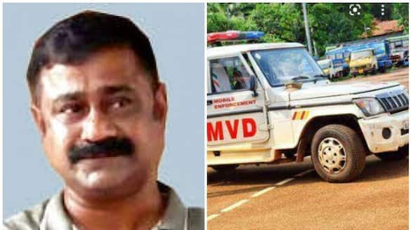 AMVI caught by vigilance for bribe to issuing vehicle fitness certificate