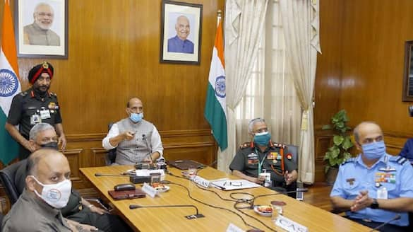 Rajnath Singh launches web based project monitoring portal for Military Engineer Services ckm
