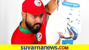 My family has to cheer for two countries says India born Oman cricketer