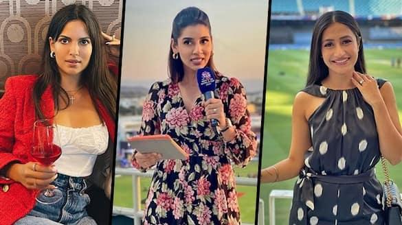 WATCH Pandya, Chahal, Jasprit Bumrah's wives Natasa, Dhanashree, Sanjana feature in ICC T20 World Cup 2021 ad-ayh