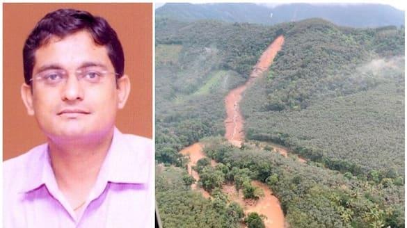 no cloudburst in kerala says disaster management commissioner