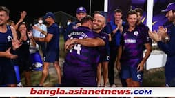 T20 World Cup 2021 - Scotland reaches maiden T20 World Cup Super 12 with historic win against Oman ALB