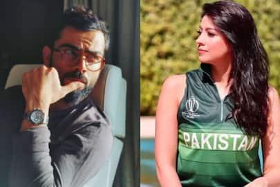 ICC T20 World Cup 2021, Ind vs pak- once Pakistan fangirl Rizla Rehan wants Virat Kohli spb