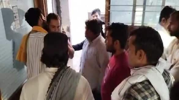 UP nursing home in Bulandshahr doctors operated on a fever patient which led to his death