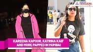 Kareena Kapoor, Katrina Kaif and more papped in Mumbai SCJ