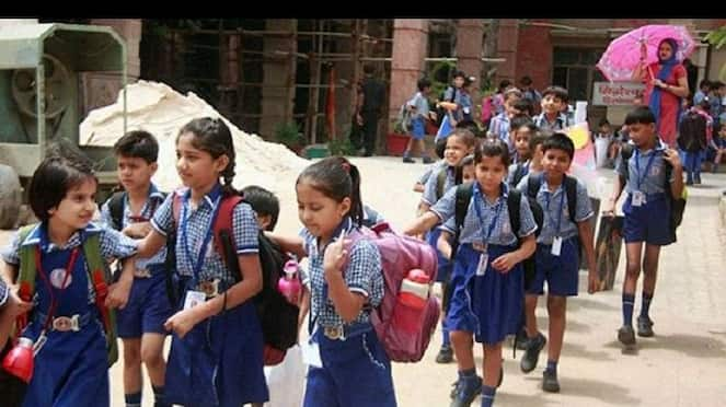Schools Reopening for 1 to 5th Standards in Karnataka by October 25 th hls