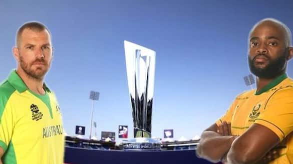 T20 World Cup Australia takes confident South Africa today