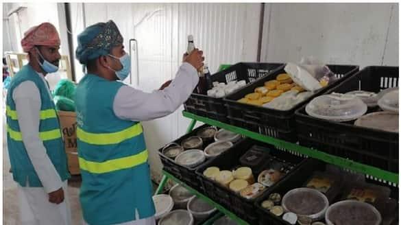 735 kg  expired foodstuffs destroyed in oman