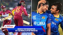 Highest partnerships in ICC T20 World Cup (by wickets)-ayh