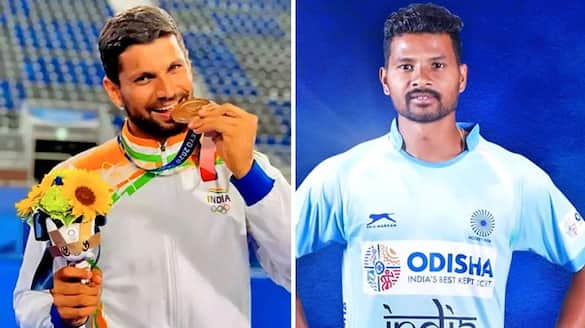 Indian Hockey Team, PM Modi praised these two players contribution for the sport and Tokyo Olympics 2020