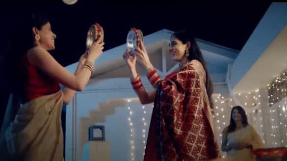Karwa Chauth Twitter users object to the advertisement of Fem