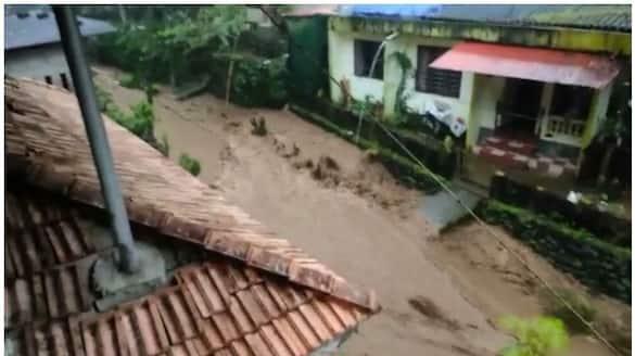 heavy rain in Pathanamthitta and idukki