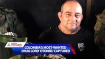Colombia most wanted drug lord Dairo Antonio Usuga alias Otoniel captured