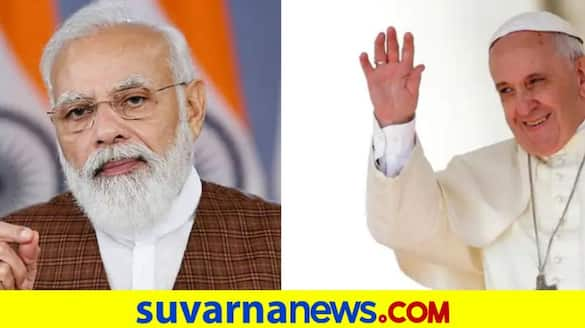 PM Modi is expected meet Pope Francis at Vatican before attending G-20 summit