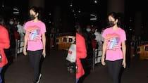 PHOTOS Vicky Kaushal's rumoured lady love Katrina Kaif's latest airport look is goals