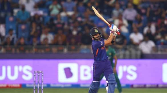 T20 World Cup IND vs PAK virat kohli help team india to set run target to Pakistan ckm