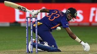 T20 World Cup 2021 Hardik Pandya undergoes scans after being hit on shoulder VPN