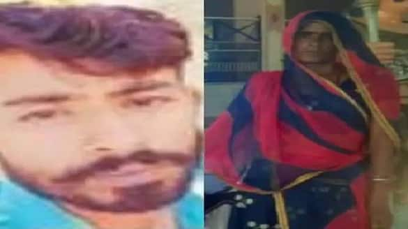 Rajasthan Jalore boy killed a married woman in unrequited love with an ax