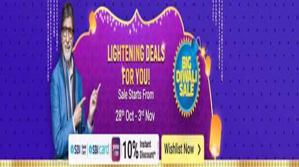 Flipkart Big Diwali sale, Know the discounts and offers on mobiles, gadgets and electronics products