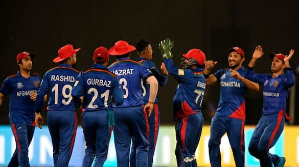 Afghanistan beat Scotland by 130 runs in super 12 round of icc t20 world cup 2021 spb