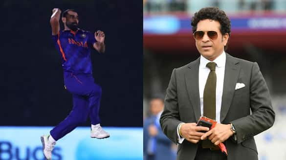 ICC T20 WC 2021, Sachin Tendulkar protest after mohammed shami faces abuse attack on social media spb