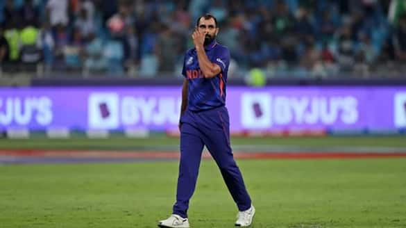 Pakistan batsman Mohammad Rizwan extended his support to Mohammed Shami amid online Abuse ckm