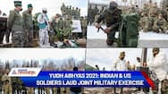 Yudh Abhas 2021 sidelines From Bollywood dance numbers to roasting marshmallows