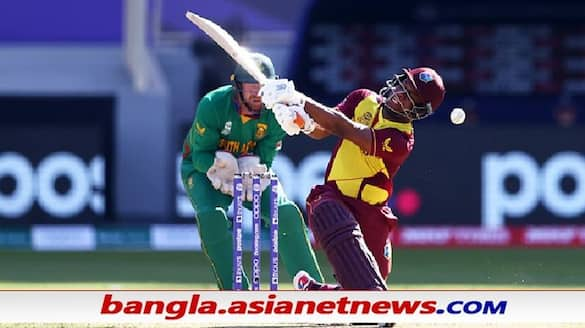 T20 World Cup 2021, SA vs WI - Evin Lewis hits half century, gives West Indies a good stat ALB