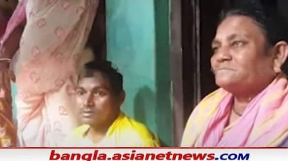 The young man from Bengal returned to Murshidabad after recovering mentally from Delhi RTB