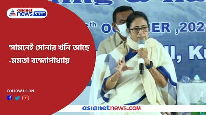 Chief MInister Mamata Banerjee gives business ideas Pnb