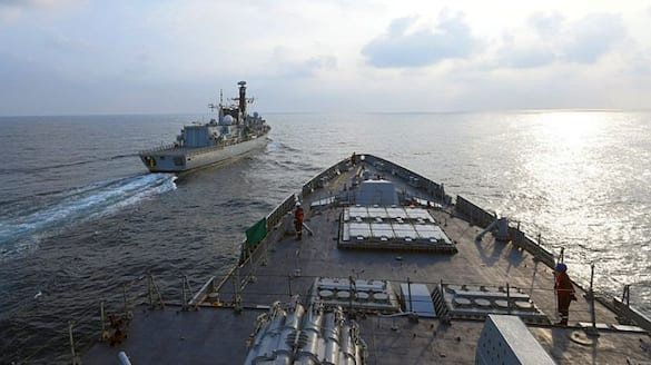 CBI arrests serving Navy Commander 4 others for submarine data leak mah